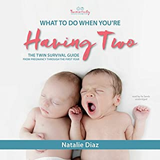 What to Do When You're Having Two                   By:                                                                                                                                 Natalie Diaz                               Narrated by:                                                                                                                                 Xe Sands                      Length: 7 hrs and 14 mins     12 ratings     Overall 4.9