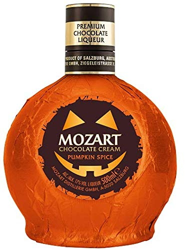 Mozart Chocolate Cream Pumpkin Spice 0,5l