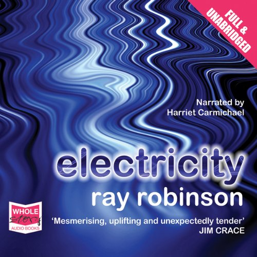 Electricity audiobook cover art