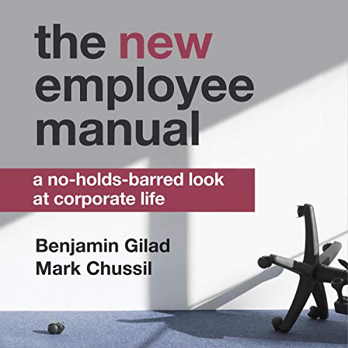 The New Employee Manual Titelbild