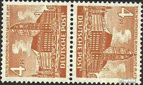 Prophila Collection Berlin (West) SK2 1949 Berliner Bauten (Briefmarken für Sammler)
