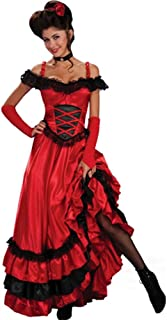 plus size old west costumes