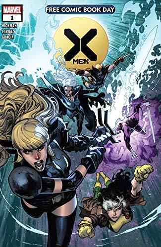 Free Comic Book Day 2020 (X-Men) #1 by [Jonathan Hickman, Tom Taylor, Pepe Larraz, Iban Coello]