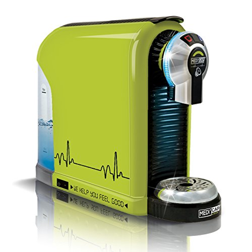 MediCap Basic Revovery Kapselmaschine, light grün