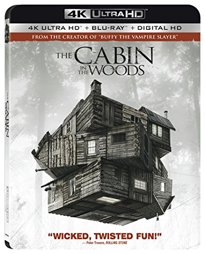The Cabin in the Woods 4K Ultra HD [Blu-ray]
