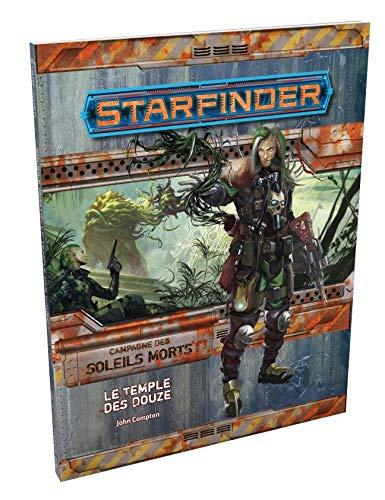 Black Book Starfinder - El Templo de los Doce
