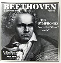 Beethoven: The Complete Symphonies Volume I