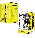 SOMATODROL + CERBERUS | Testosteron-Booster | Muskelmassenwachstum | Fatburner |...
