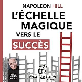Couverture de L'échelle magique vers le succès