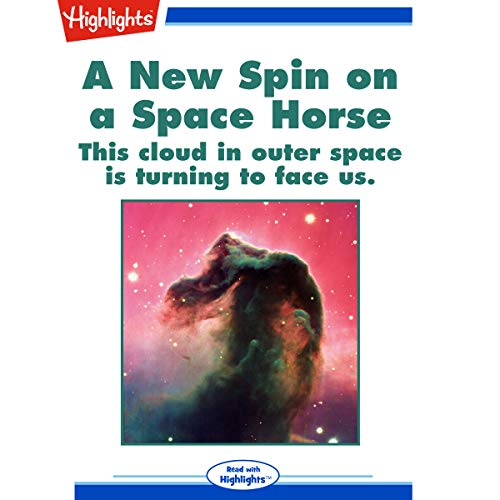 A New Spin on a Space Horse copertina