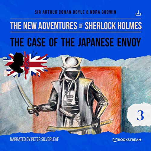 The Case of the Japanese Envoy cover art