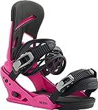 Burton Mission Snowboard Bindings 2019 - Fijaciones (Pink, M)