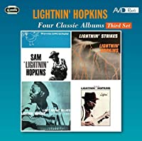 The Rooster Crowed In England / Lightnin- The Blues Of Lightnin Hopkis