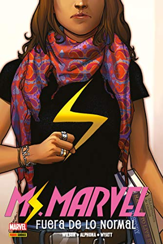 Ms. Marvel 1. Fuera de lo normal