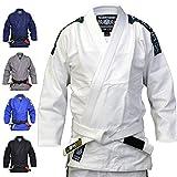 Traje karategi Valor Bravura con cinturón blanco gratis