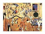 1art1 Joan Miró - Der Karneval Von Harlequin, 1924-25