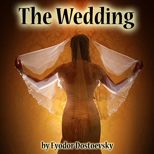 The Wedding audiobook cover art