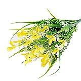 Display08 - Glaïeuls artificiels pour fêtes, mariage, décor floral