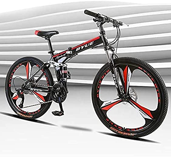 FMAX Z720All New 21 Speed Folding Bicycle 26 inch Double disc Brake Foldable Bicycle