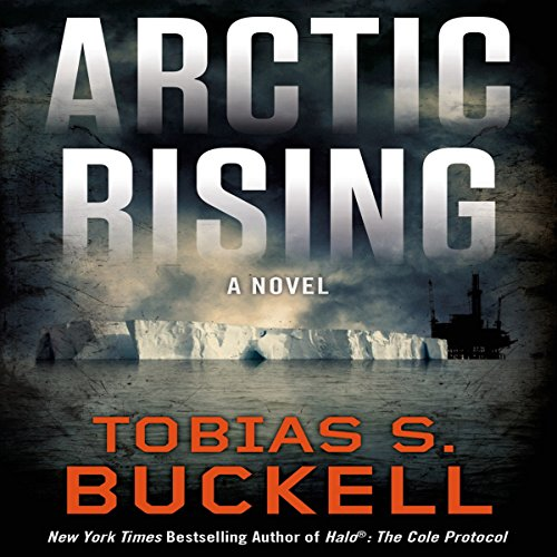 Arctic Rising audiobook cover art