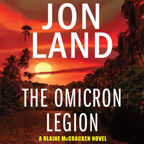 The Omicron Legion cover art
