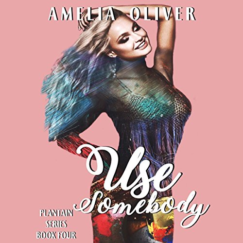 Use Somebody audiobook cover art