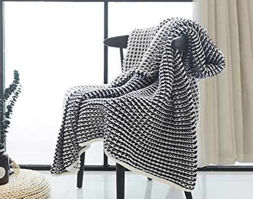Couvertures, Textile en Laine De Haute Qualité, Design Simple, Doux Chaud, Antistatique Facile À Nettoyer, Portable