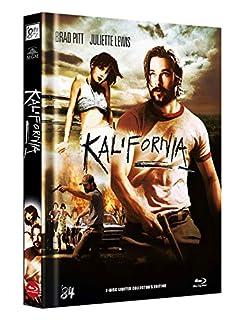Kalifornia - Mediabook Cover B - Uncut - Limitiert auf 100 Stück - Kratzfeste Mattfolie (+ DVD) [Blu-ray]