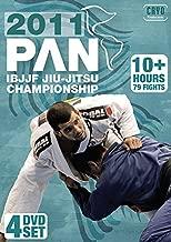 2011 Pan Am Jiu Jitsu Championships 4 DVD set featuring Rodolfo Vieira, Caio Terra, Andre Galvao and more!