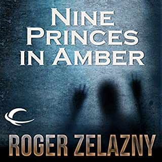Nine Princes in Amber  audiobook cover art