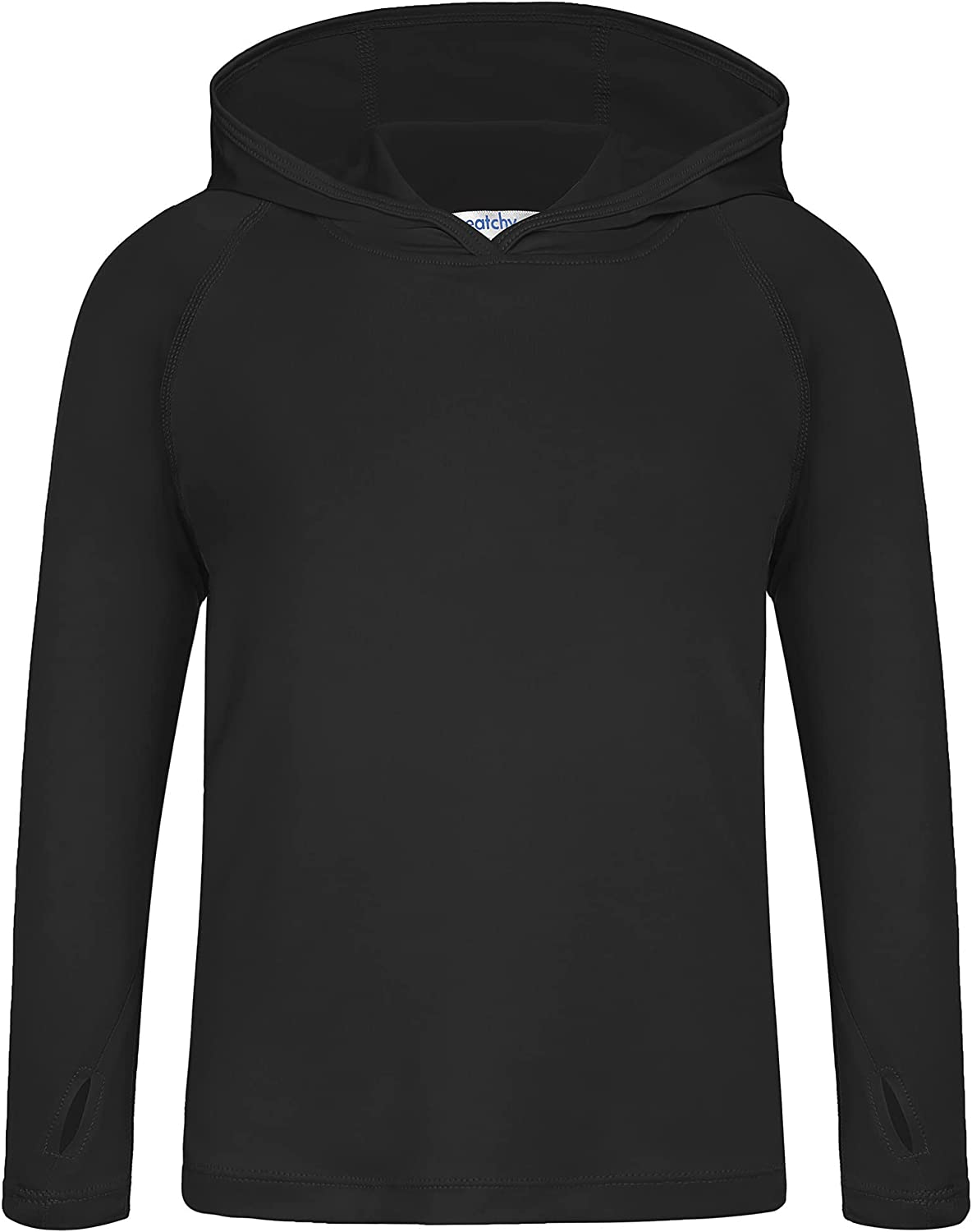 Greatchy Year-end Max 52% OFF annual account Girls Long Sleeve Shirt Sport Active Lightweight Hoodie
