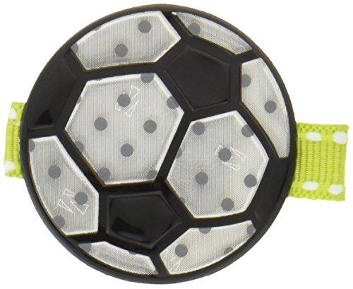 パパジーノ Angels ribbon エンジェルズリボン リフレクタークリップ サッカーボール AR-REF005