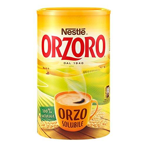 Nestlé Orzoro Orzo Solubile, Barattolo, 200 g