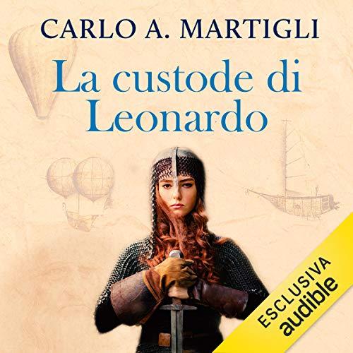 La custode di Leonardo copertina