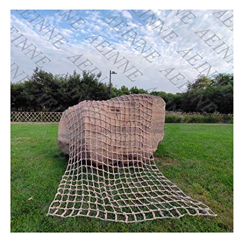 Cargo Climbing Net,Climbing Cargo Net Rope Netting Playground Rock Rope Ladder for Kids Outdoor Play Safety Swing Sets Climb Nylon Structures Truck Trailer Nets Giant Heavy Duty Mesh,for Kids Child