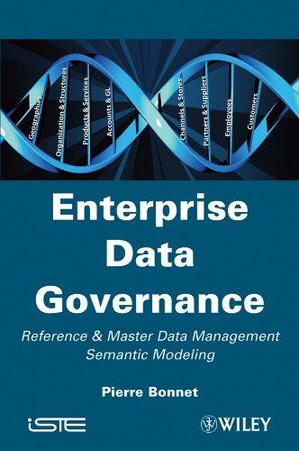 Enterprise Data Governance: Reference and Master Data Management Semantic Modeling (English Edition)