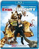 エバン・オールマイティ 【ブルーレイ&DVDセット】 [Blu-ray]