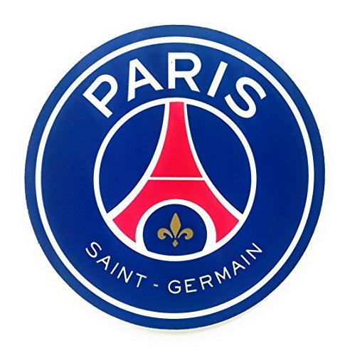 Inconnu PSG Sticker Autocollant Paris Saint Germain diamètre 6cm Vendu à l'unité