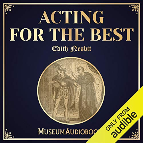 Acting for the Best audiobook cover art