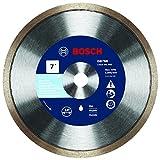 Bosch DB769 7 In. Rapido Premium Continuous Rim Diamond Blade for Glass Tile