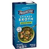 Progresso Gluten Free Fat Free Reduced Sodium Chicken Broth 32 oz Aseptic Pk