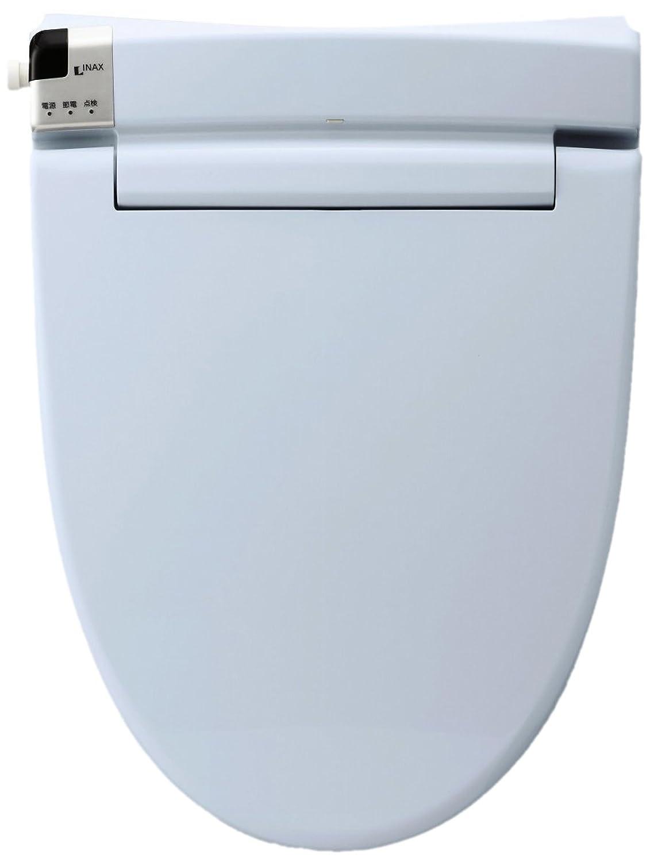 INAX 【日本製で2年保証&キレイ便座?脱臭?コードレスリモコンの貯湯式】 温水洗浄便座 シャワートイレ ブルーグレー CW-RT2/BB7
