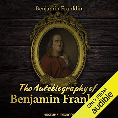 Autobiography of Benjamin Franklin cover art
