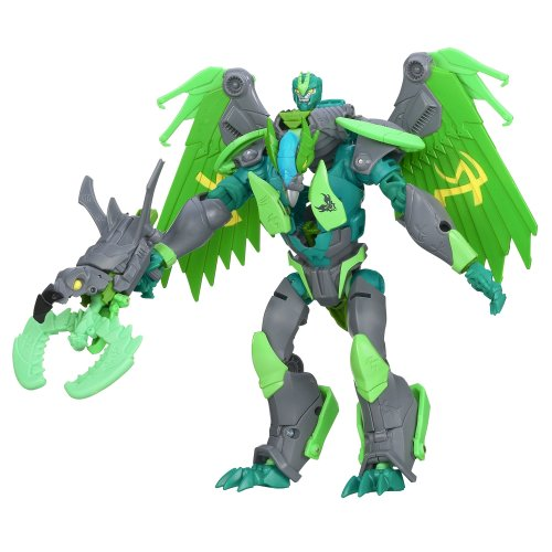 Transformers Prime – Beast Hunters – Voyager Class – Grimwing (Import Royaume-Uni)