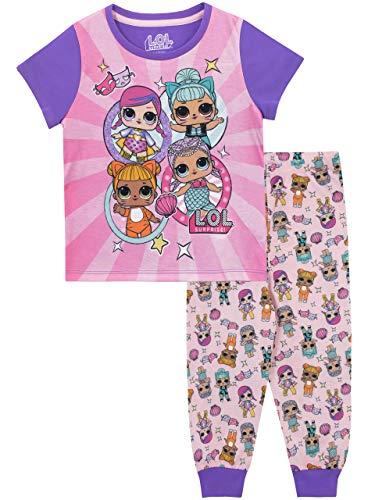 LOL Surprise Mädchen Dolls Schlafanzug Rosa 152