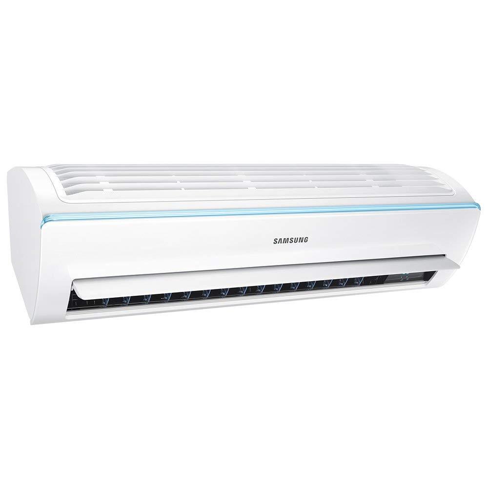 Samsung AR12NXWSAURNEU - Unidad Interior de climatización, Split de pared serie 6100N, Frio 3,5 kW, Calor 3,5 kW A++/A+ Triangular Smart Home, refrigerante R32: Amazon.es: Bricolaje y herramientas