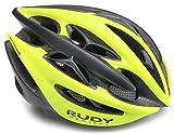 Rudy Project Sterling + - Casco de Bicicleta - Amarillo/Negro Contorno de la Cabeza L | 59-61cm 2019