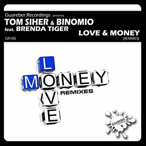 Tom Siher & Binomio Feat Brenda Tiger