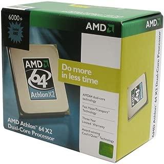 Athlon 64 X2 Dc 6000+ AM2 3.0GHZ 2MB 90NM 89W 2000MHZ Pib