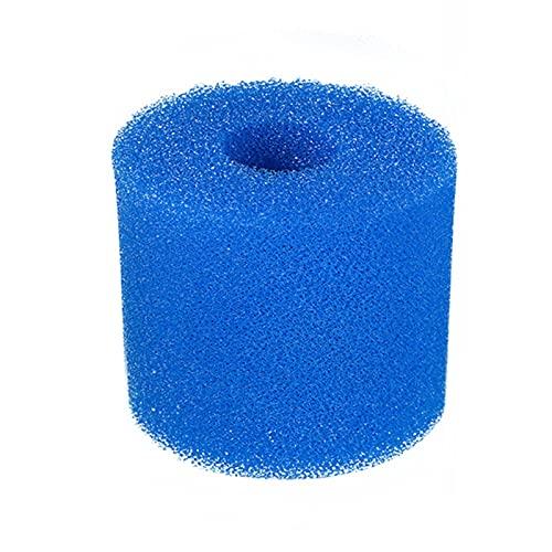 Jiaojie Cartucho de filtro de repuesto de espuma tipo I/II/VI/D/H/S1/A/B resistente filtro de piscina esponja reutilizable para piscina Spa
